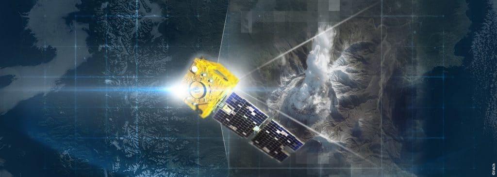 Le satellite chilien FASat-Charlie a été lancé dans l'espace en 2011