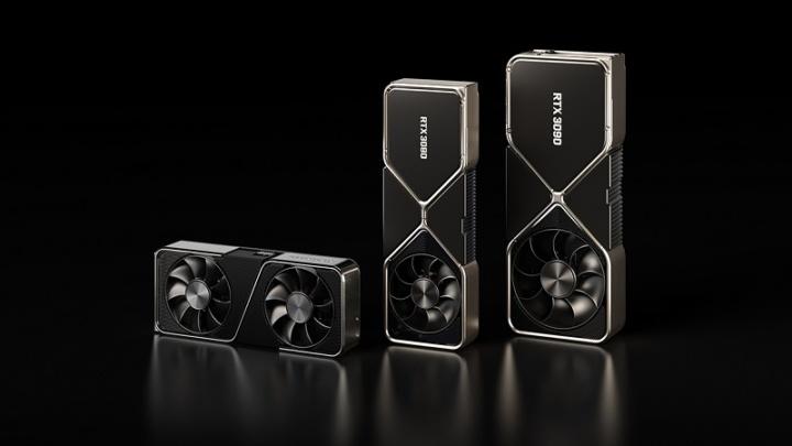 Les graphiques GeForce RTX 30 et Radeon RX 600 coutent