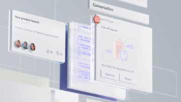 Microsoft Teams intégrera Fluid Framework et des améliorations en mode Together