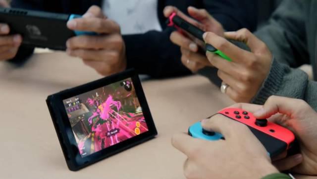 Meilleur plan de renouvellement de batterie pour Nintendo Switch