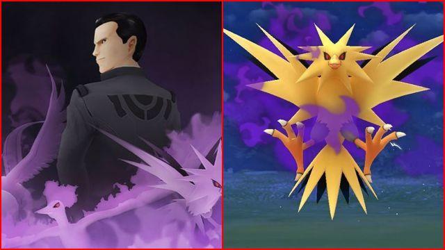 Pokémon GO: comment vaincre Giovanni en avril 2021;  meilleurs compteurs
