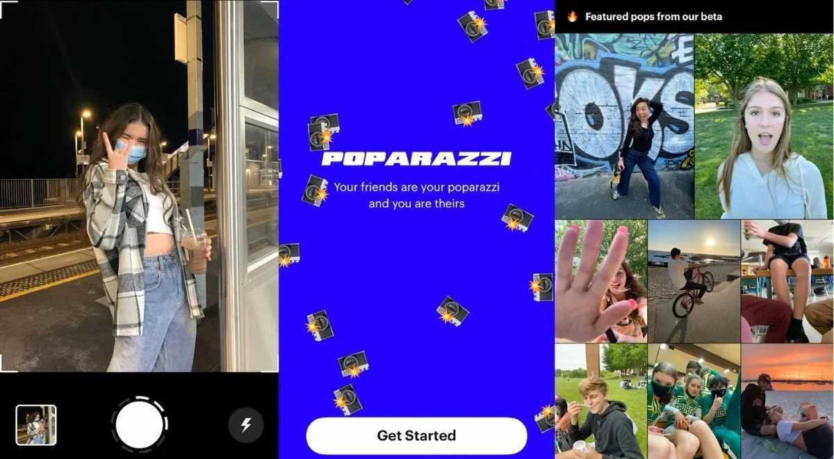 Poparazzi App
