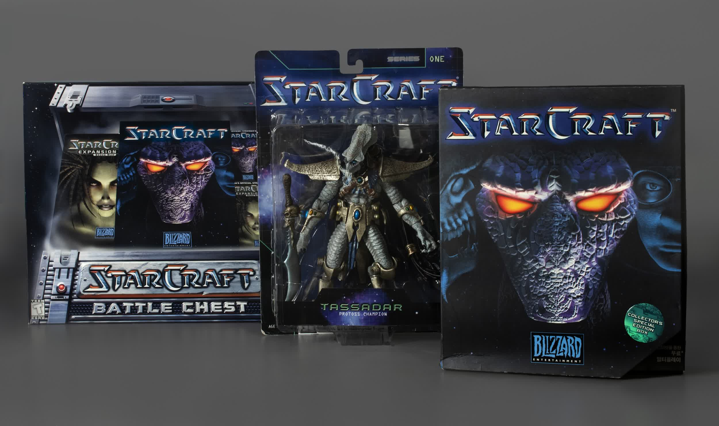 StarCraft et Microsoft Flight Simulator parmi les derniers intronises au