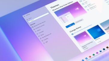 Sun Valley: tous les détails sur la prochaine génération de Windows