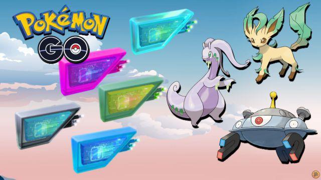Tous les modules d'appât dans Pokémon GO