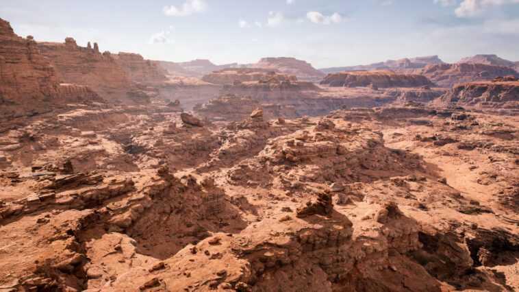 Unreal Engine 5 d'Epic est maintenant disponible en accès anticipé