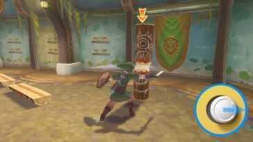 Voici comment The Legend of Zelda: Skyward Sword HD sera contrôlé en mouvement et avec le joystick droit