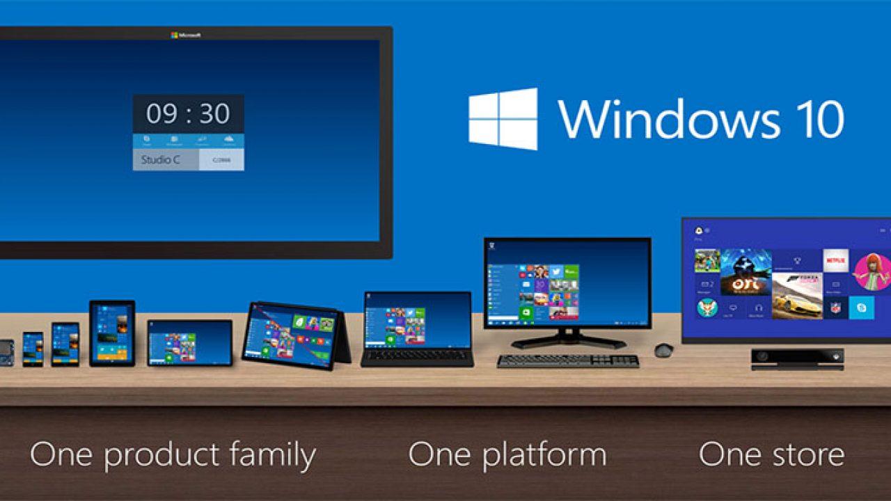 Image de présentation Windows 10