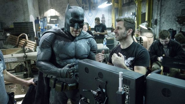 Zack Snyder dit que Ben Affleck veut continuer avec son film Batman individuel