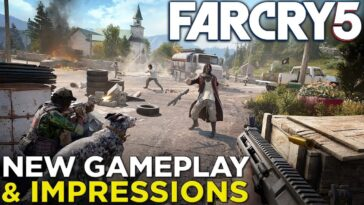 Far Cry 6 En Cinq Touches Impressions Video Et Gameplay