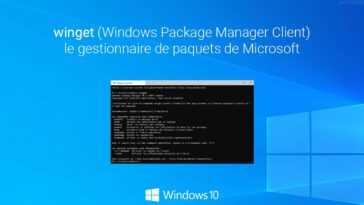 Microsoft Publie La Premiere Version De Windows Package Manager