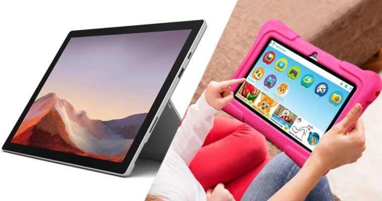Tablettes Pour Le Teletravail 5 Modeles Avec Lesquels Vous Serez Sur De Frapper La Cible