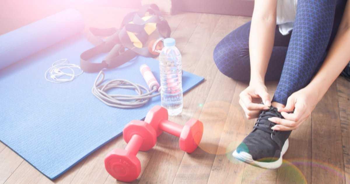 Gadgets d'exercice à la maison