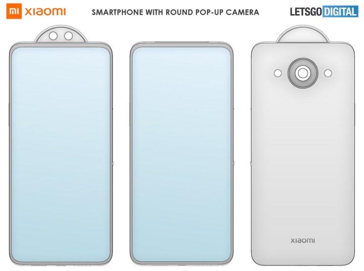 1622622991 466 Un brevet Xiaomi montre une curieuse camera selfie pour smartphones
