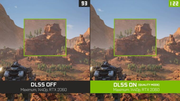 Soon, users will be allowed to enable DLSS on Linux through Steam Proton