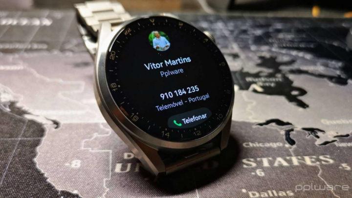 Mise à jour de la nouveauté de la montre intelligente Huawei Watch 3
