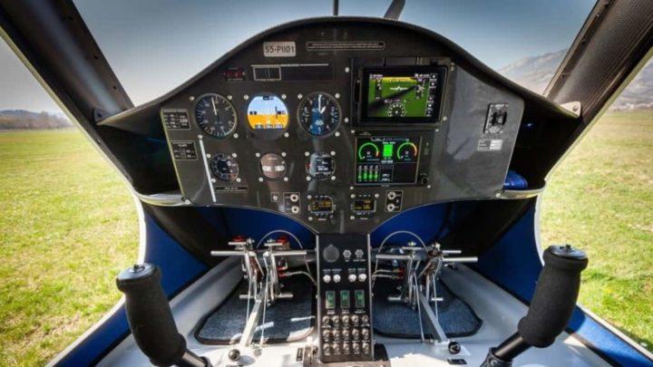 Avion électrique Pipistrel Velis Eletro