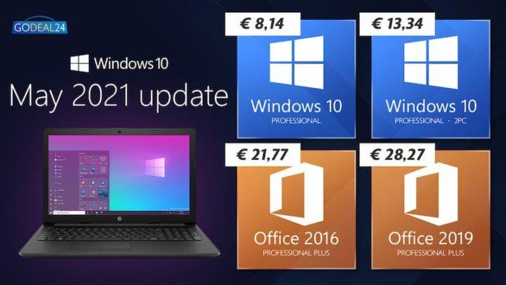 1623080706 145 Nouvelle mise a jour Windows du 10 mai 2021