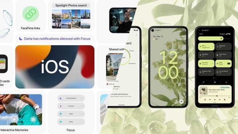 Avec iOS 15, Apple a arrêté de copier Android et a trouvé sa voie