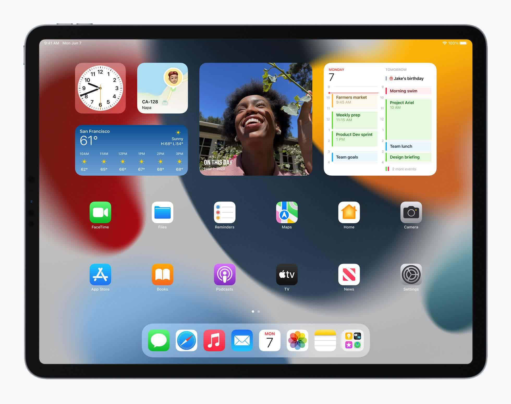 1623148568 928 Apple devoile iOS 15 iPadOS 15 et macOS Monterey