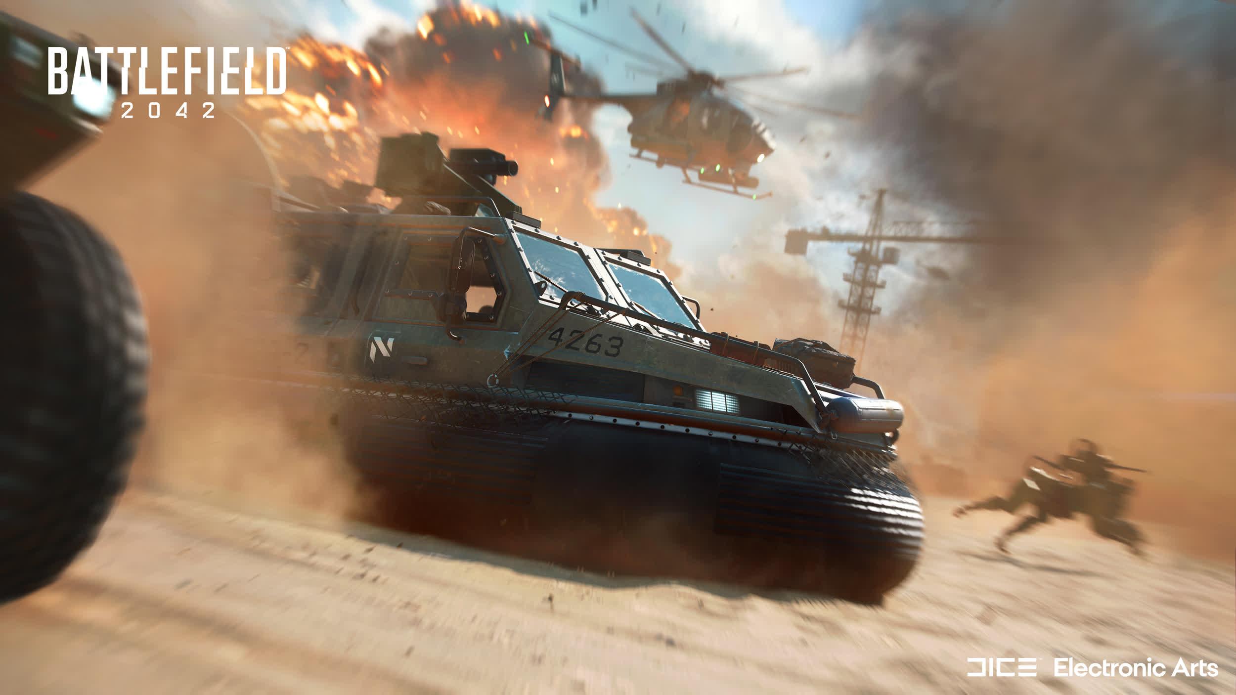 1623255849 585 Battlefield 2042 un jeu de tir multijoueur futuriste avec