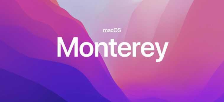 Some of macOS Monterey