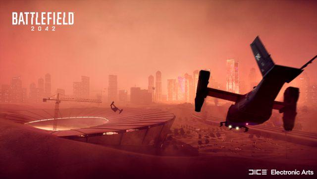 Battlefield 2042 tous les détails info annonce bande-annonce ps5 ps4 xbox series pc