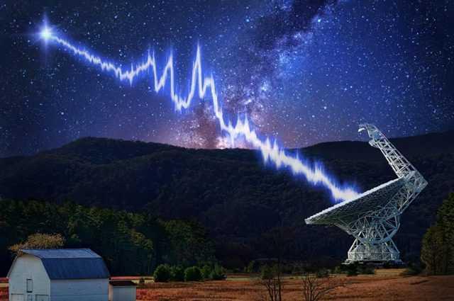 Des centaines de mystérieux signaux radio de l'espace ont été détectés