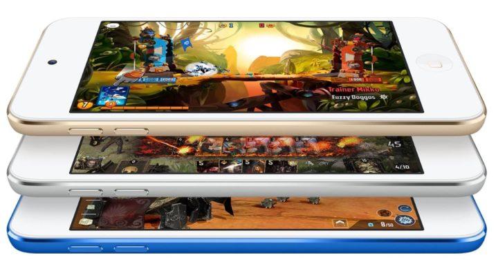 Image iPod touch 7e génération