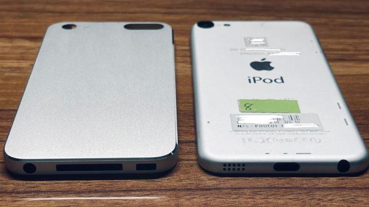 1623351066 722 Le prototype de liPod touch a lair plus moderne que