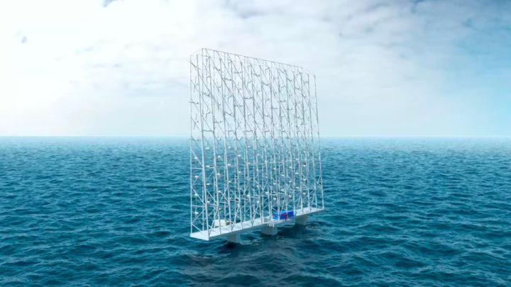 1623355926 670 Des reseaux eoliens geants peuvent produire de lenergie pour 80