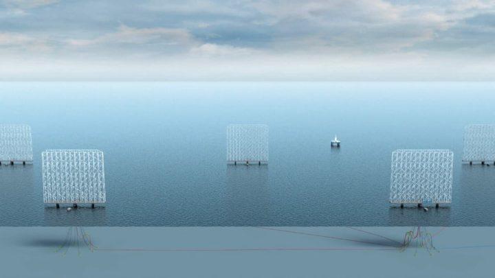 1623355926 761 Des reseaux eoliens geants peuvent produire de lenergie pour 80