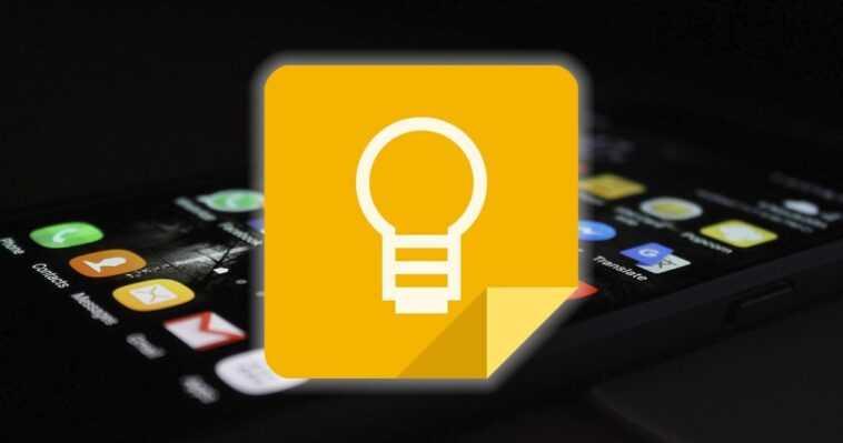 Où sont stockés les fichiers GoogleKeep?