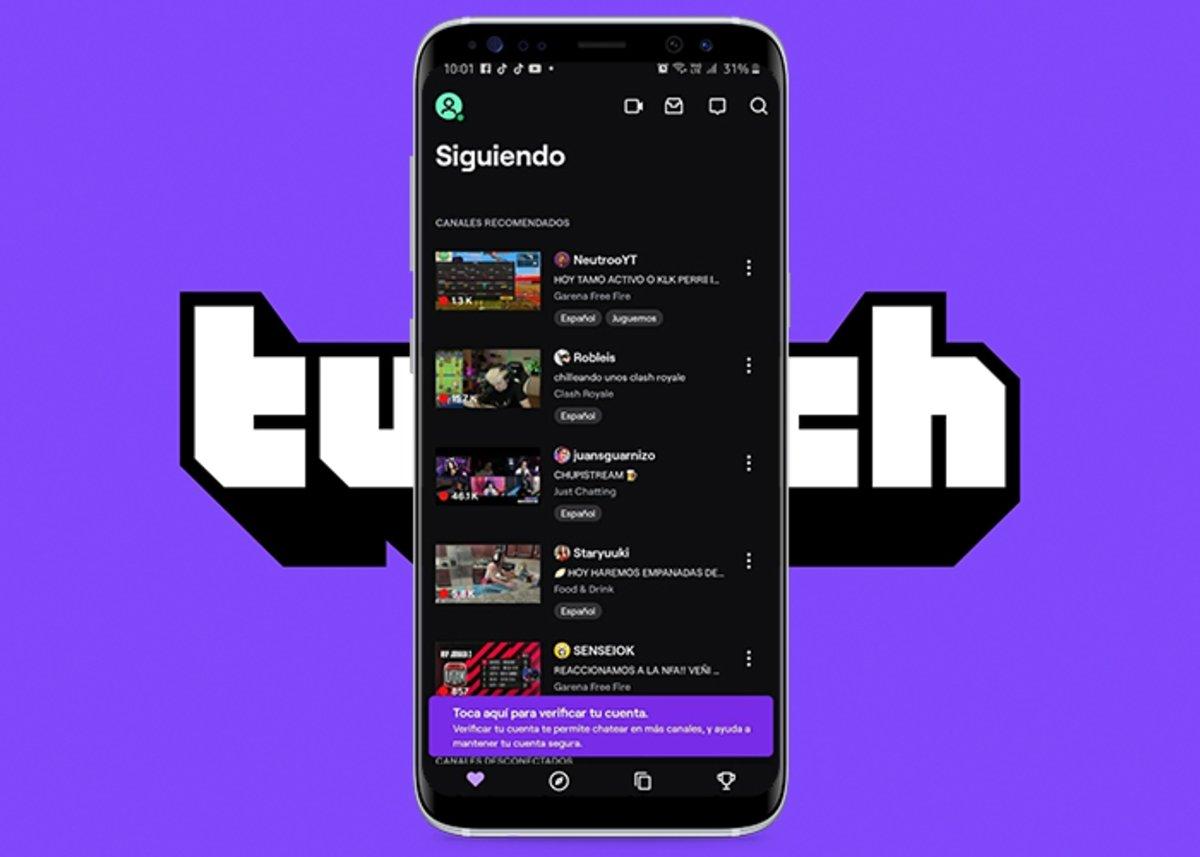 A quoi sert le mode sombre sur Twitch ?