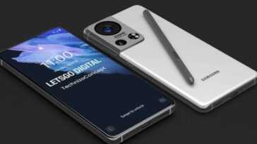 Ces concepts Samsung Galaxy S22 Ultra vous feront rêver du prochain smartphone premium de Samsung