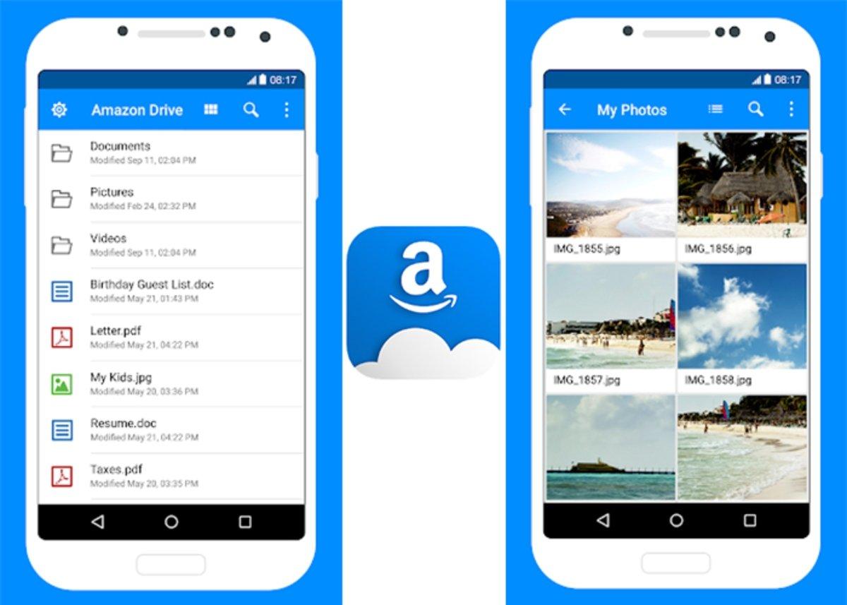 Amazon Drive est l'une des meilleures alternatives à Google Drive