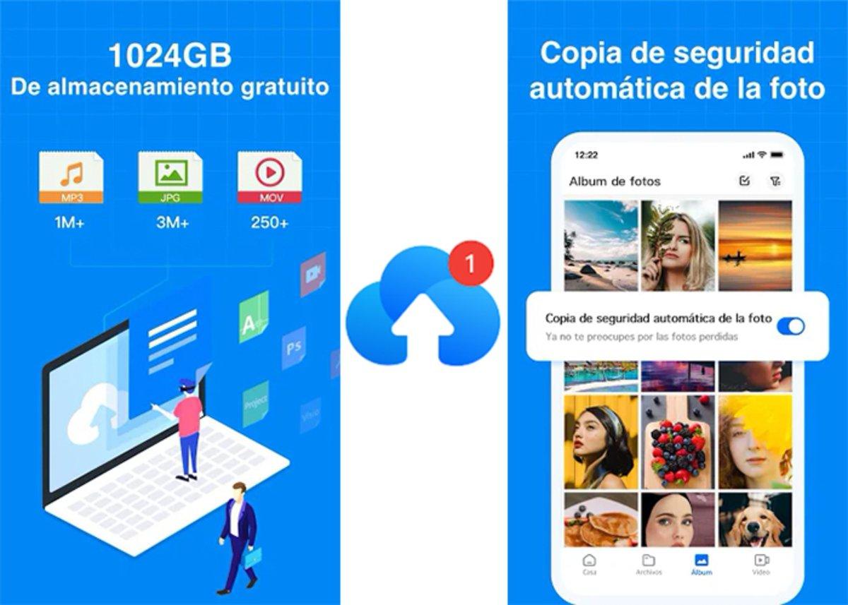 TeraBox une alternative à Google Drive
