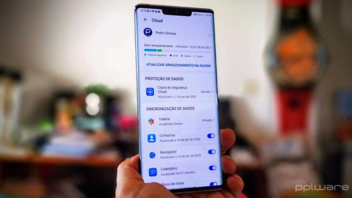 Dati smartphone HarmonyOS Huawei Android
