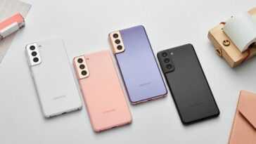 Transporter votre Samsung Galaxy S21 dans votre poche peut épuiser sa batterie rapidement
