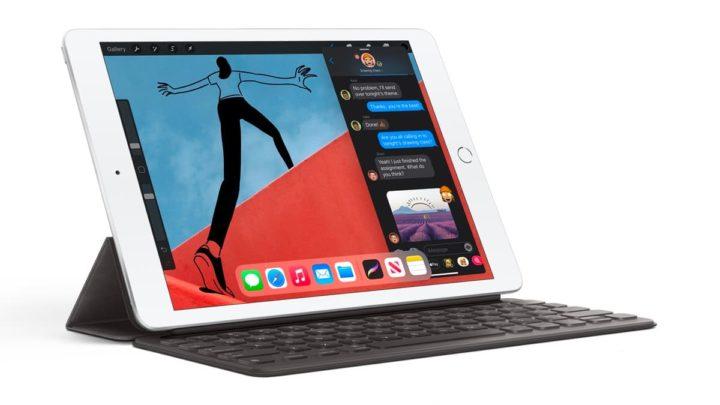 Image de l'iPad de 8e génération d'Apple