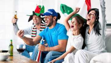 Les soirées d'été deviennent « magiques » avec les Championnats d'Europe 2020