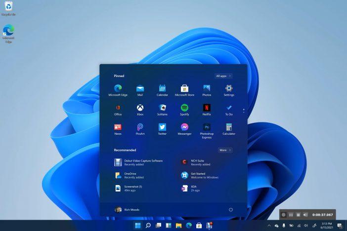 Windows 11 mode sombre