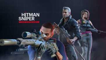 Hitman Sniper: The Shadows arrivera sur les plateformes mobiles cette année