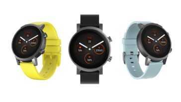 La nouvelle TicWatch E3 est la montre WearOS la moins chère du marché avec processeur Snapdragon Wear 4100