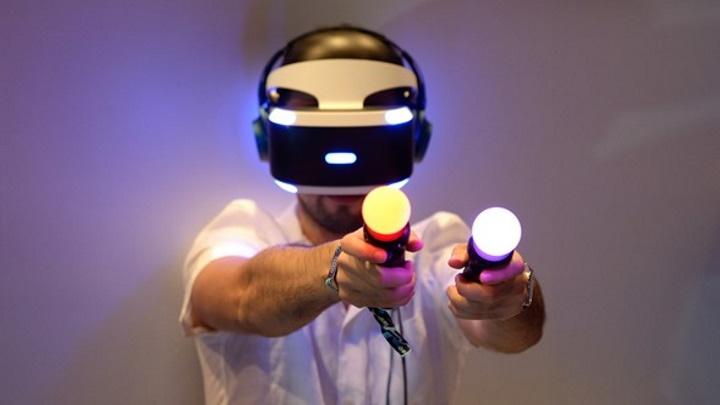 Réalité virtuelle sur PlayStation