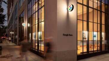 Zoom sur le spectaculaire magasin physique de Google à New York