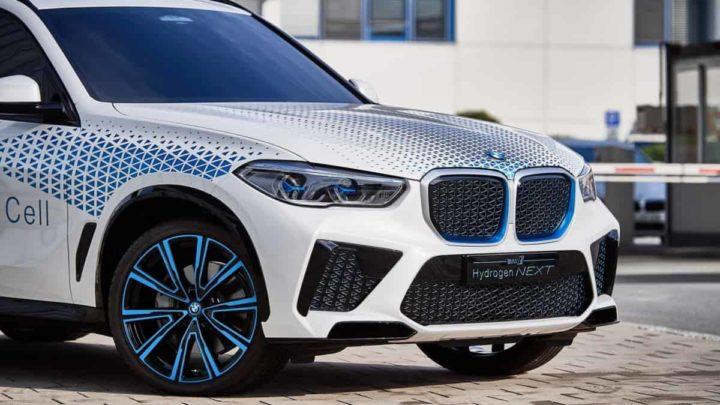 BMW i Hydrogène SUIVANT