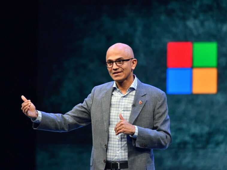 Microsoft appoints CEO Satya Nadella to board chair
