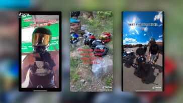 Le motard le plus célèbre de TikTok est décédé dans un accident