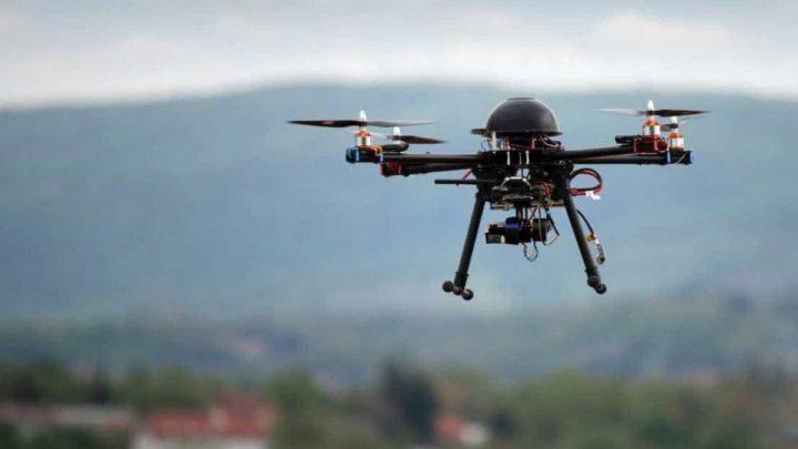 GNR utilise 14 drones pour inspecter les zones forestières prioritaires